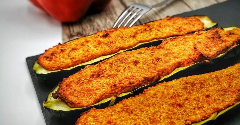 Alex's Kitchen – Zucchine ripiene vegetariane? Non sono noiose