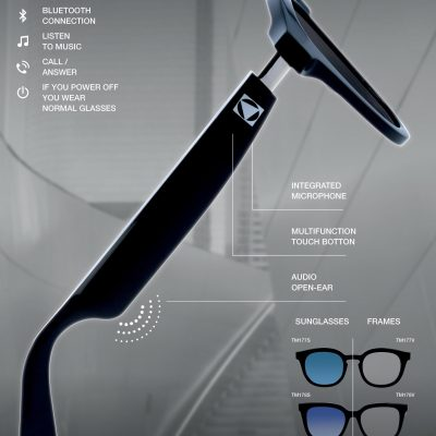Opposite the smart sono i nuovi occhiali che guardano al futuro