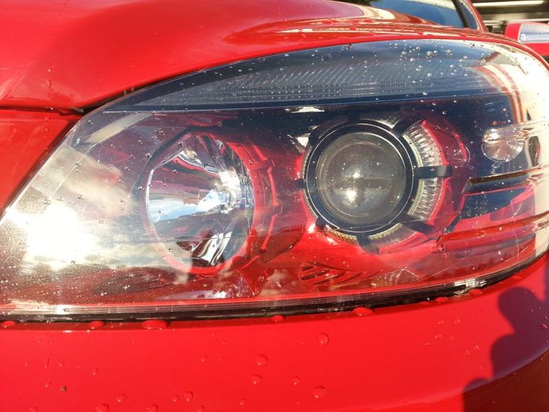 Lighting Makeover for 2008 Mercedes C300 Sport