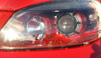 Mercedes C300 Headlights