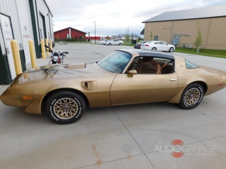 Trans Am Stereo