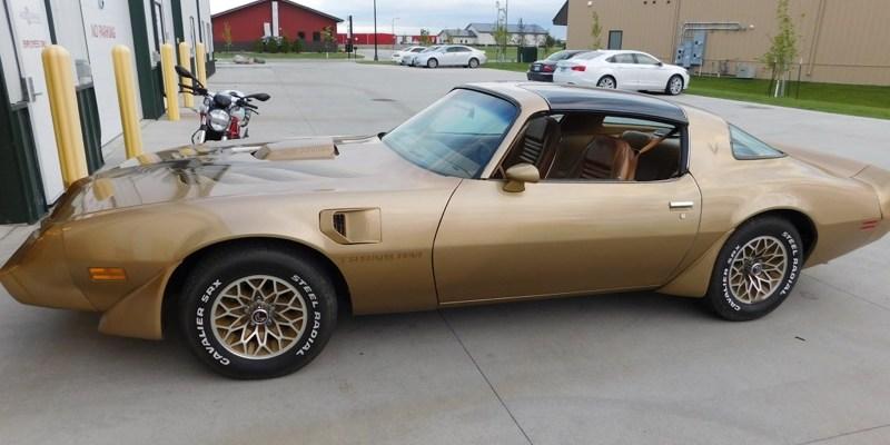1979 Pontiac Trans Am Stereo Upgrade for Repeat Fargo Client