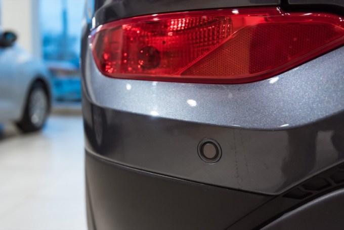 Parking Sensors and Cameras