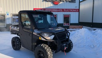 Polaris Ranger XP1000 Audio