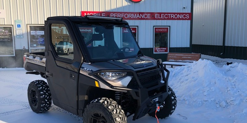 Fargo Client Gets Polaris Ranger XP1000 Audio Upgrade