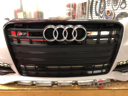 Audi S7 Paint Protection