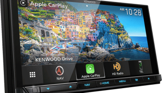 Kenwood DNX996XR