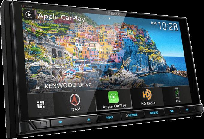 Kenwood DNX996XR