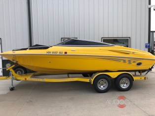 2008 Crownline 21SS