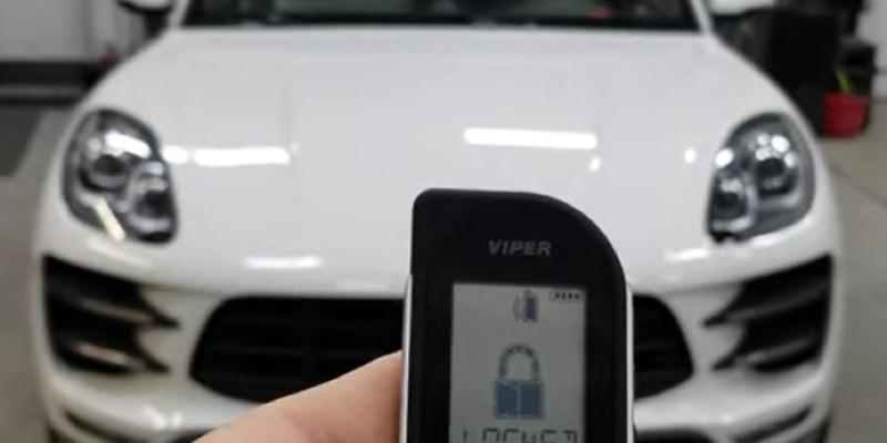 Remote Starter for Fargo Porsche Macan Turbo