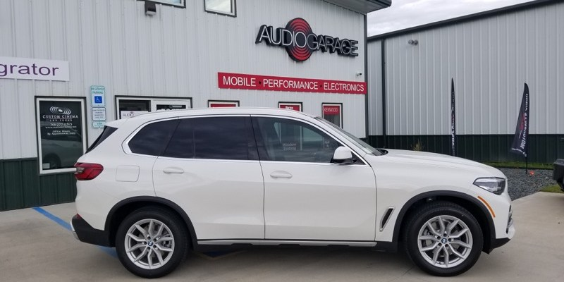 Suntek Carbon Window Film Upgrade Added to 2019 BMW X5