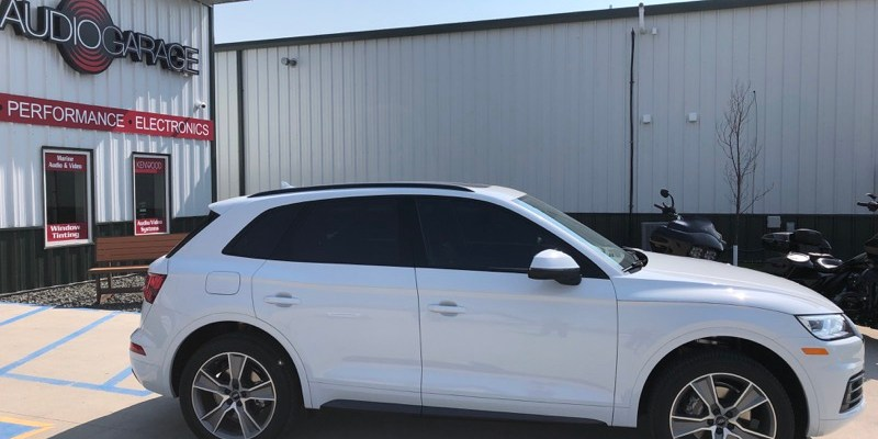 SunTek Paint Protection and Window Film Added to 2019 Audi Q5
