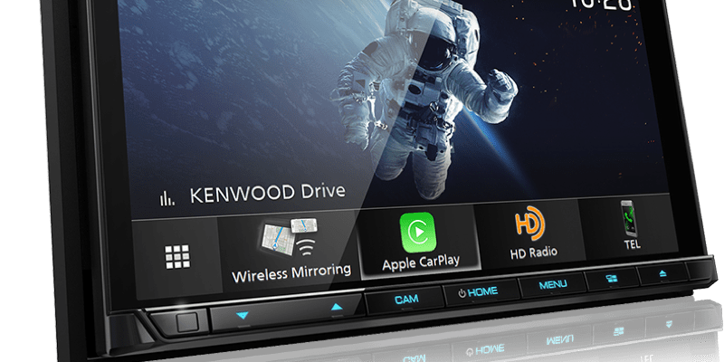 Product Spotlight: Kenwood DDX9907XR Bluetooth DVD Receiver