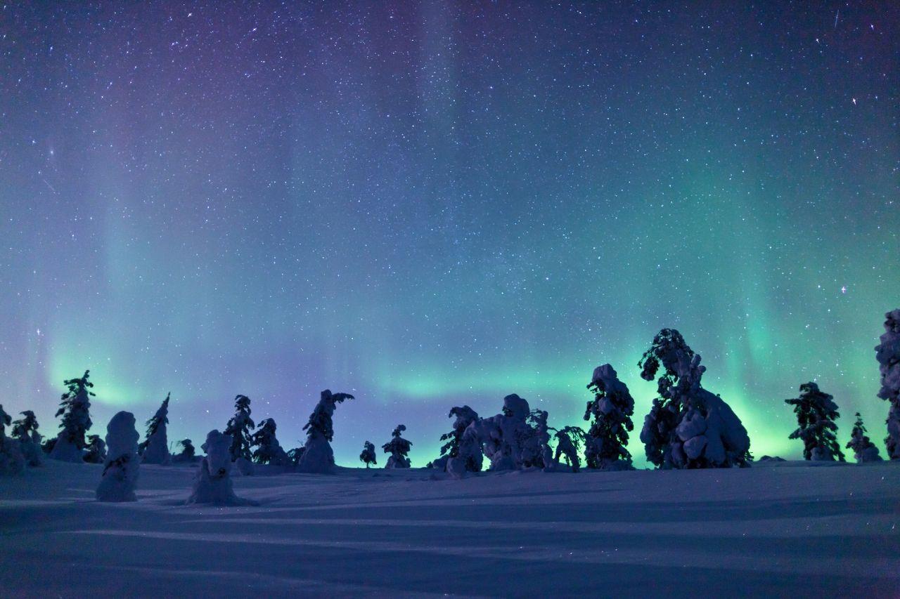 Best Months See Northern Lights