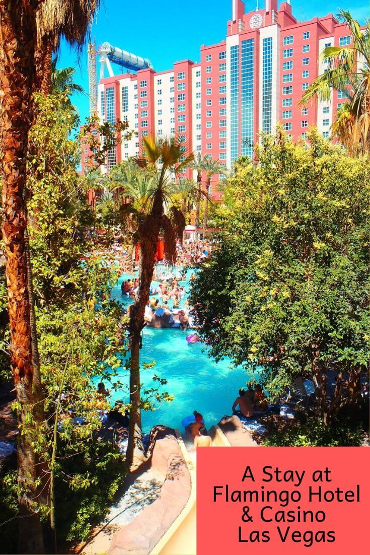 A Stay at Flamingo Hotel & Casino Las Vegas