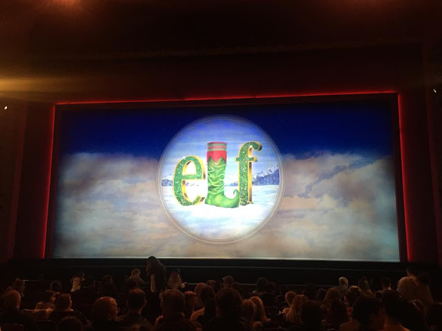 Elf the Musical at London's Dominion Theatre