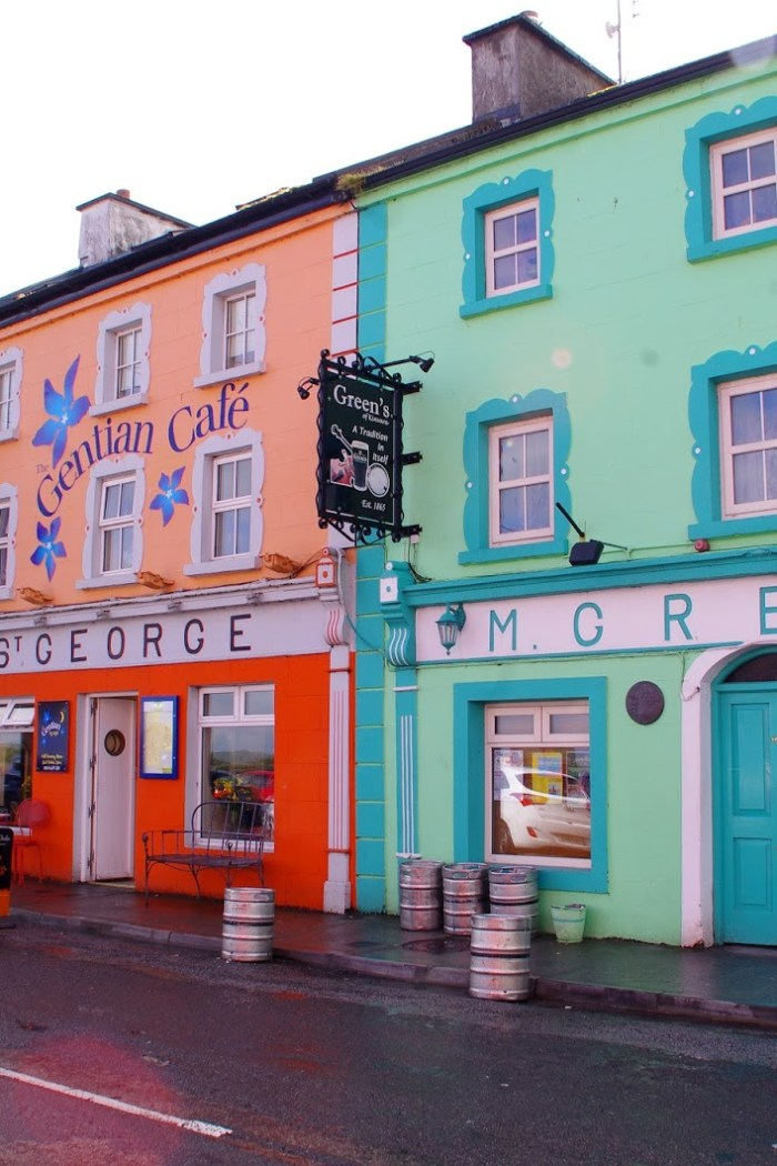 Colourful Kinvara: A Hidden Gem on Ireland's West Coast