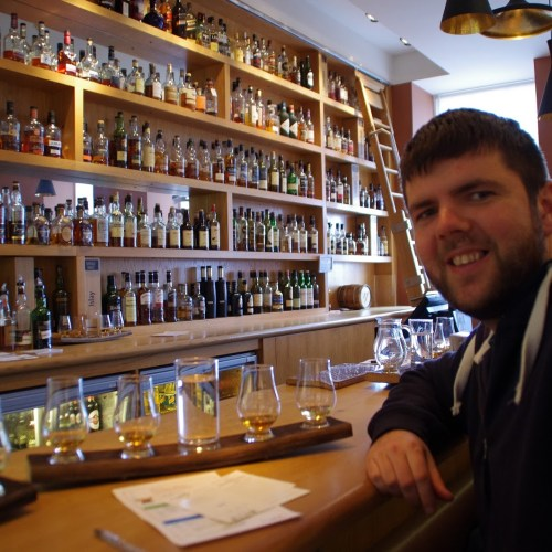 Edinburgh Whisky Experience