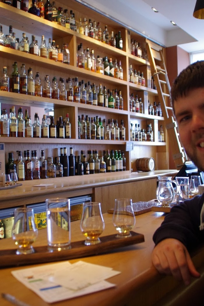 The Ultimate Scotch Whisky Experience in Edinburgh