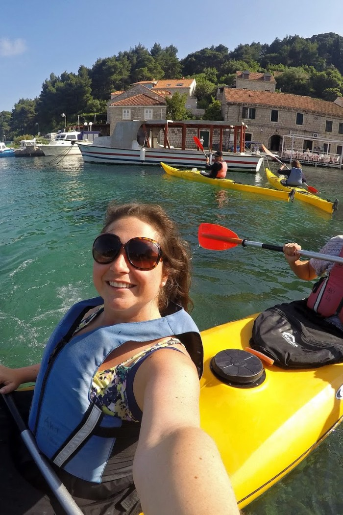 Kayaking the Elafiti Islands with Adriatic Kayak Tours