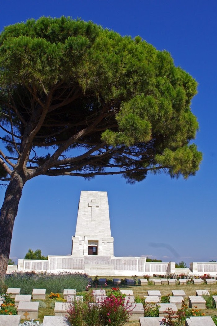 A Moving Experience Visiting Gallipoli with Neyzen