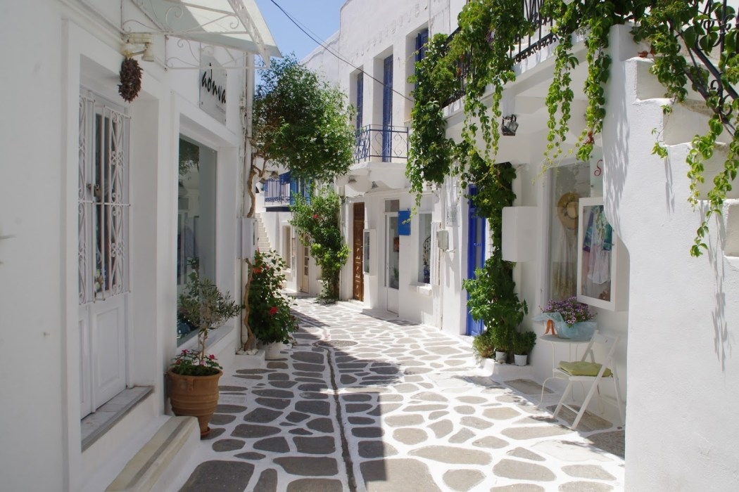 Paros: Our Greek Island Paradise