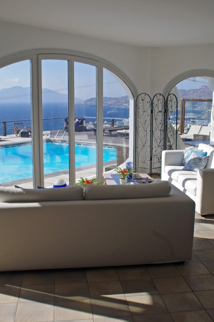 The Ultimate in Myconian Luxury at Tharroe of Mykonos