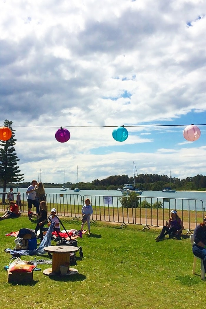 A Perfect Summers Day at the Port Macquarie Beer & Cider Festival