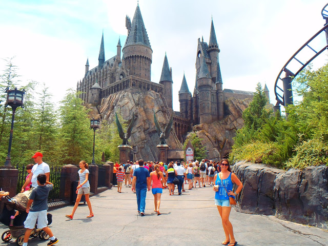 The Wizarding World of Harry Potter at Universal Studios, Orlando