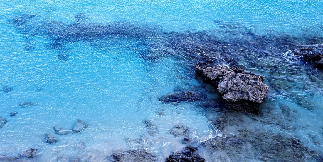 Canary Island Crystal Clear Water