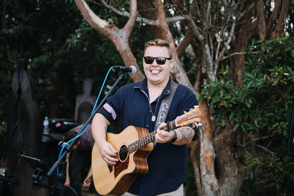 Jake Davey musician