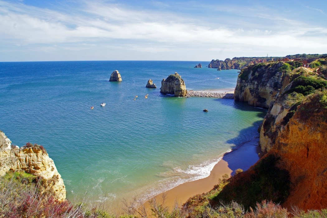 Our Portugal Campervan Photo Diary