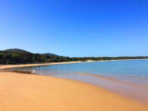 Beach at Trial Bay