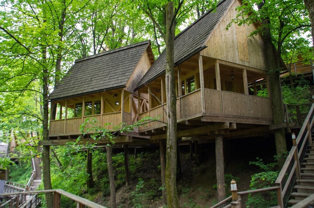 Garden Village Bled Treehouses
