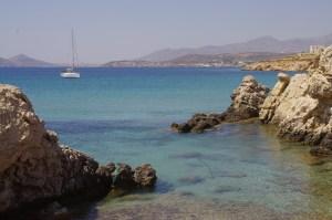 Paros Greek Islands sailing boat