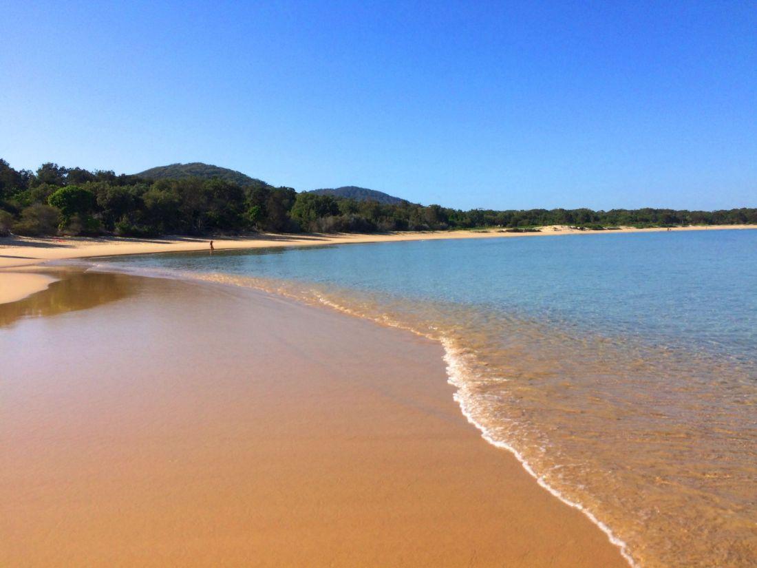 Trial Bay paradise