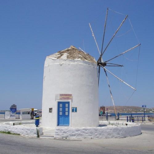 Windmill Paros