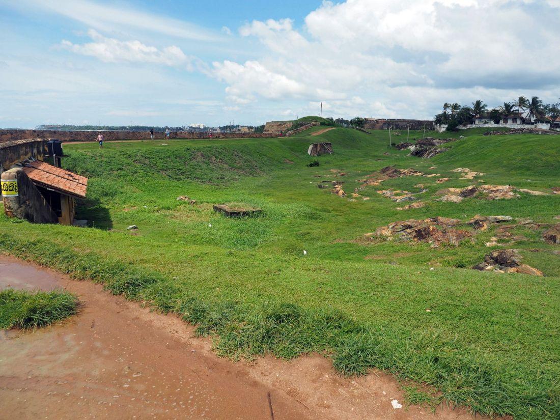Barracks Galle Fort