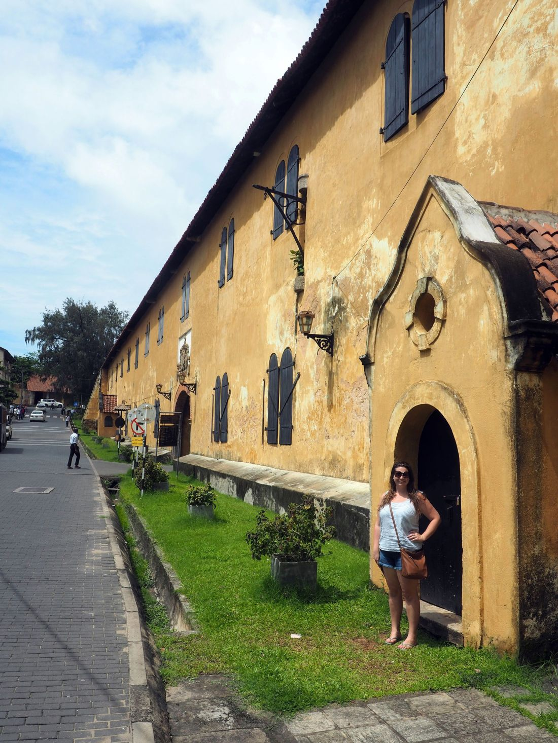 Dutch Spice Warehouses Galle