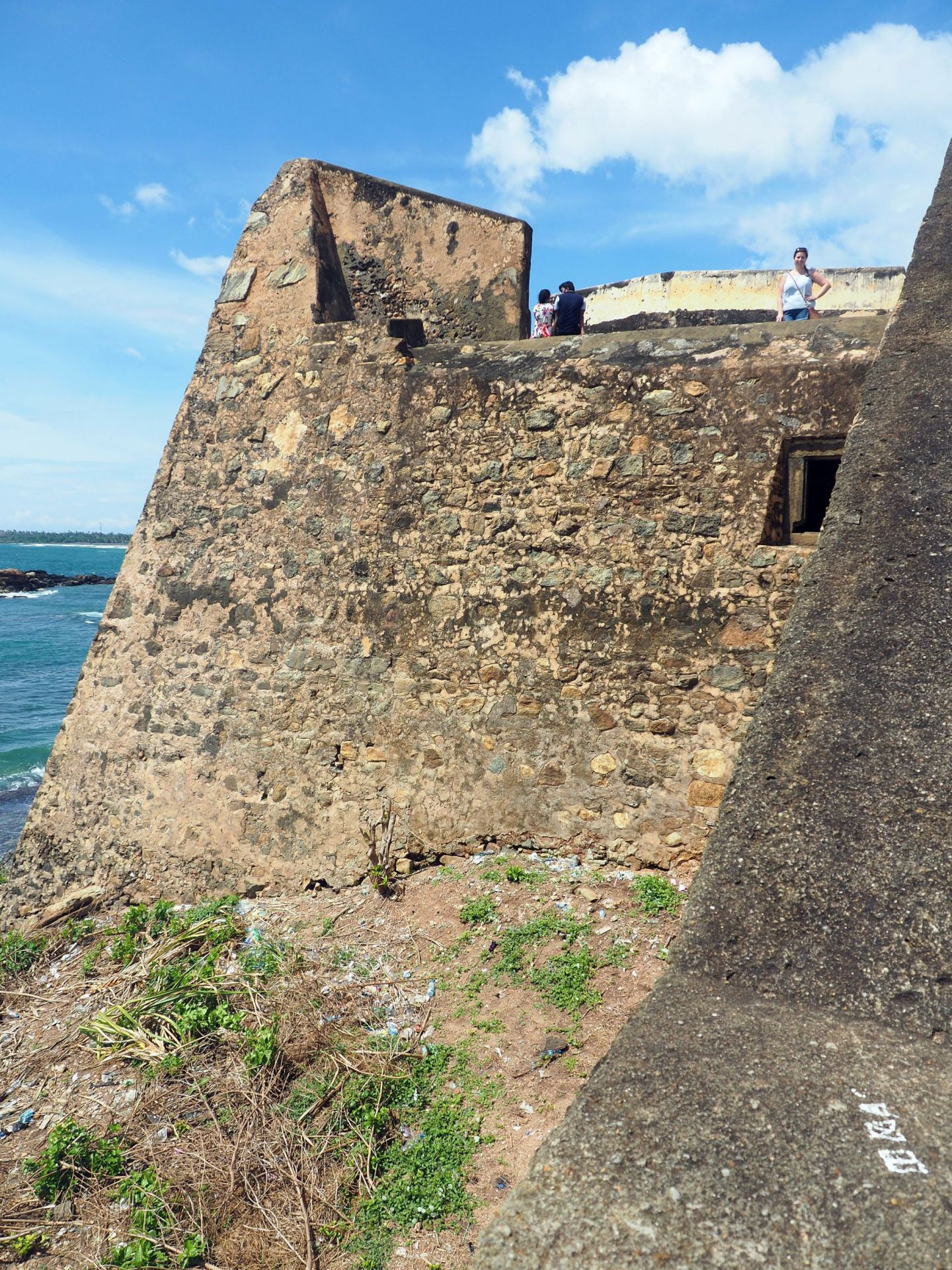 Lookout Galle Fort