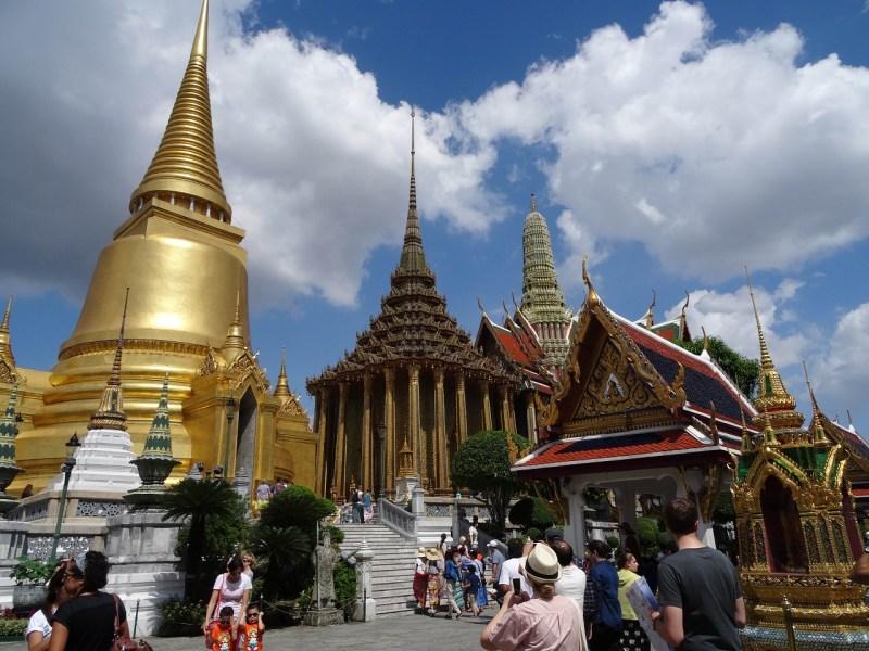 Would Be Traveller - Bangkok