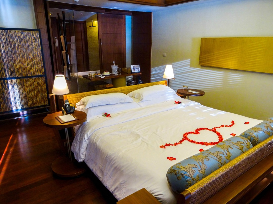 Would Be Traveller - Romantic Hotels