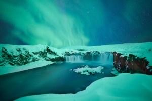 Northern Lights Iceland Winter