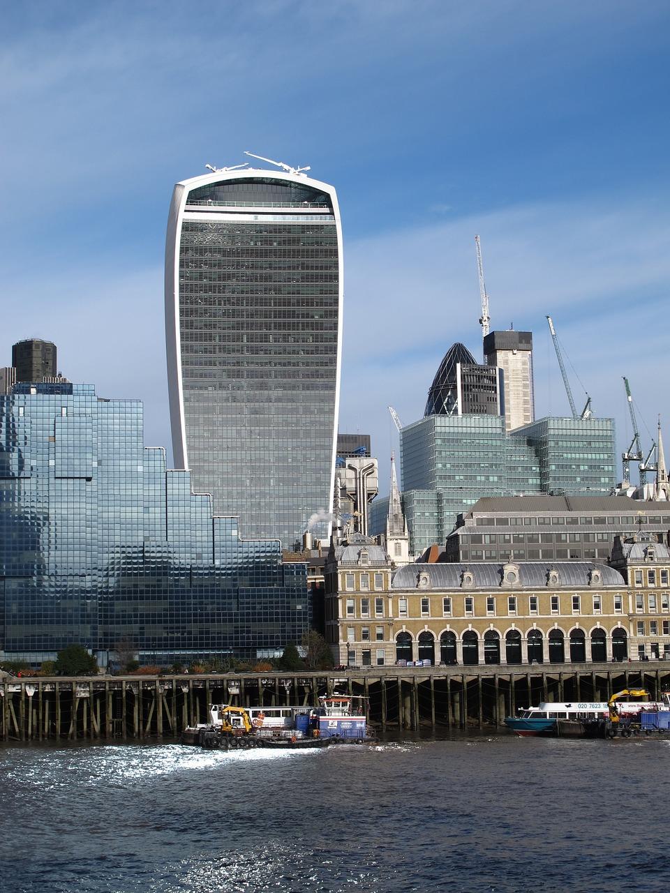 The Walkie Talkie Building London