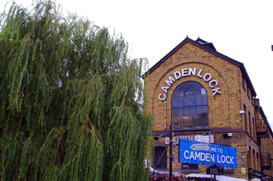 Camden Lock Markets