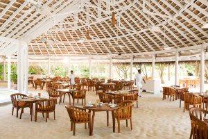 Mixe Buffet Restaurant LUX Maldives