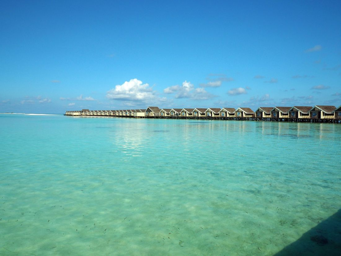 Overwater Bungalows LUX Maldives