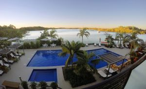 Sails Port Macquarie Pool and River Views