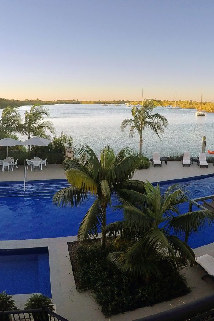 A Luxurious Staycation at the Hamptons Inspired Sails Port Macquarie by Rydges