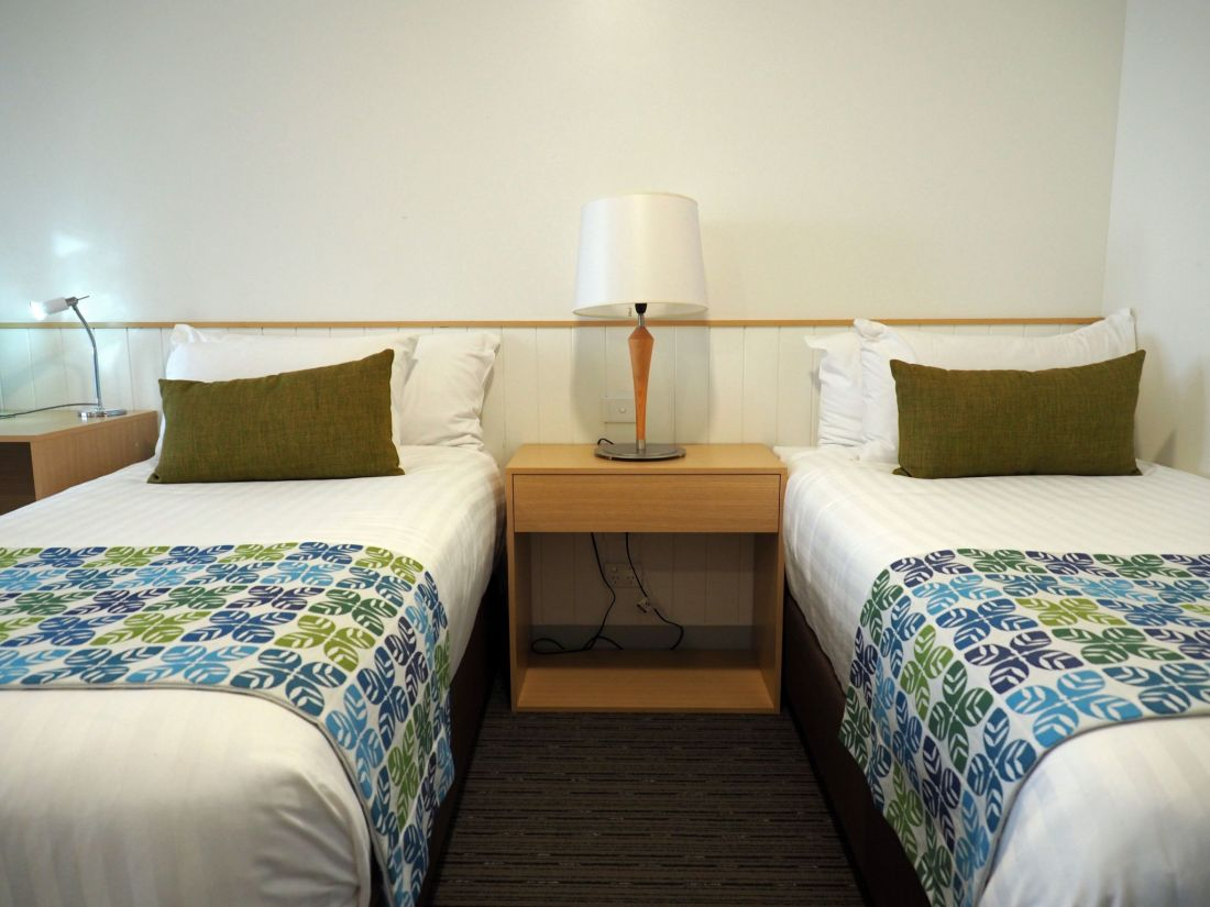 Single Beds Sails Port Macquarie